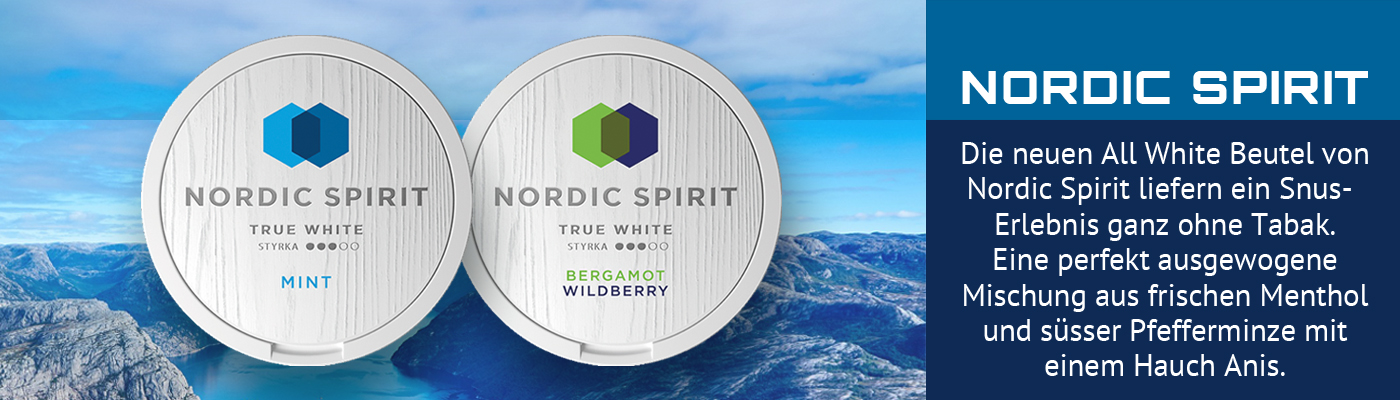 Kaufen Nordic Spirit True White