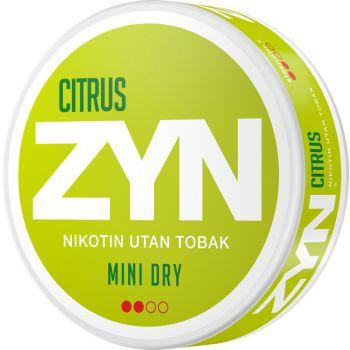 ZYN Citrus Mini 3mg