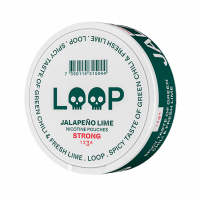 Loop Jalapeno Lime Strong