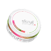 Skruf Super White #3 Red Rhuby