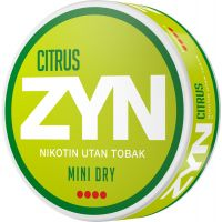 ZYN Citrus Mini 6mg