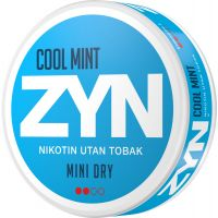 ZYN Cool Mint Mini 3mg